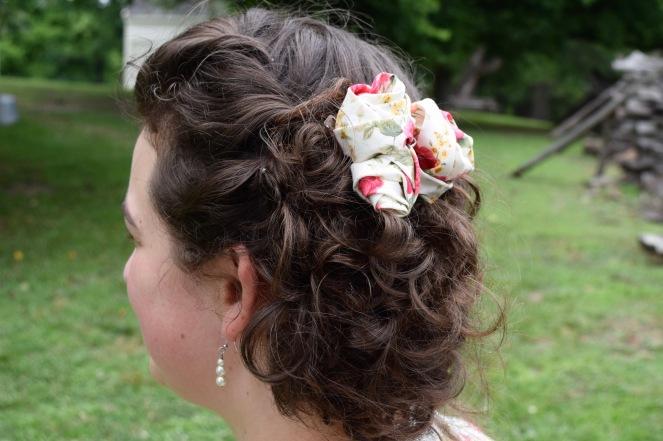 Ivory Rose Pastille Dress 10